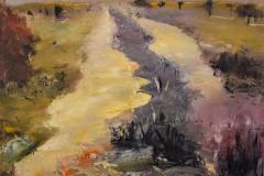 2006 Beryl Beattie 'Swamplands'